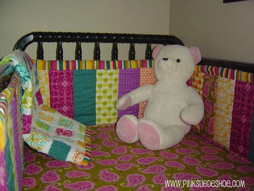 Inside Crib